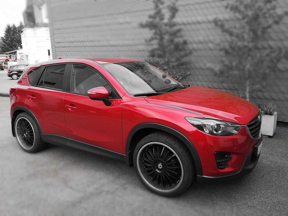 Mazda CX 5 High-End 20